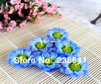 Wholesale 60pcs kg Creative floating candles Beautiful flowers candles Home decoration candles Colors available