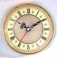 Mechanical Fujian, China (Mainland)  Insert clock clock head watch movement 130mm(12B) clock parts Roma number 5pcs lot Free shipping,