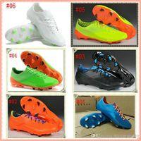 Soft Spike Men Summer Dropship 6colors Men Sports Shoes Soccer Boots for 2014 World Cup Ball Cleats Outdoor Messi Footwear Cheap Man Sport Shoe Running basketball
