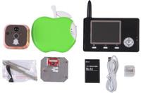 Wholesale 2014 New Arrival quot TFT LCD Display Video Door Phone Video Doorbell