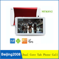 "2015 New hotsale 7"" Tablet PC MTK8312 WCDMA 3G Android ..."
