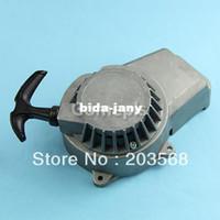 Wholesale Aluminium Mini Pocket Pull Starter Mower Engines For Bikes ATVs Quad cc