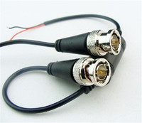 Wholesale High quality waterproof Twisted CCTV UTP Video Balun pairs