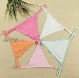 Wholesale J004 Sexy T back women s G string girl s panties lady underpants womens thongs mixed order