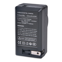 Wholesale New LP E6 Battery Charger AC Adapter for Canon LP E6 LPE6 EOS D D D II Camera DSLR D1053