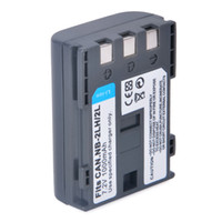 Wholesale 1000mah NB L Camera Battery for Canon NB L NB LH NB2L NB2LH BP L5 D Rebel XT Xti D1045