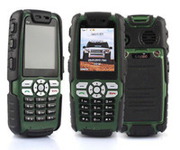 Wholesale Unlocked Military Dual SIM Tough Rugged Waterproof Cell Phone mobile phone