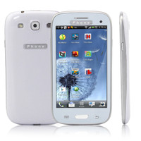 Wholesale 4 quot Resistive Touch screen Unlocked Quad band Dual Sim T mobile Cell Phone FM