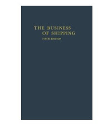 Wholesale The Business of Shipping Fifth Edition Made In China book