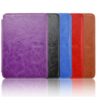 kindle 4 case - 2014 New LED leather cover For Amazon kindle kindle leather case with built in light Screen Protector as a gift Free Ship