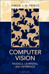 Wholesale Computer Vision Models Learning and Inference Made In China book