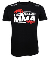 Wholesale MMA Fight tops man t shirt T039