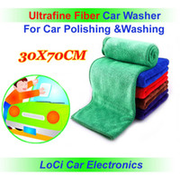 Wholesale CM Microfiber Ultrafine Fiber Car Cleaning Towel For Polishing Scrubing Washing Cloth Hand Towel Car Washer