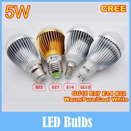 energy efficient led light lighting bulbs 5w e27 e14 b22 gu10 for home office school best led lights lamps free shipping best lighting for home office