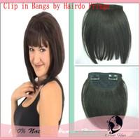 Wholesale New Hair Tutorial clip in Bangs by Hairdo Fringe front bang hair extension clip in hair bang hair fringe