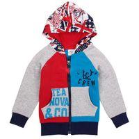 full zip hoodie - NOVA New arrival boys hoodies online full zip hoodies letter print designer jackets for kids A4315