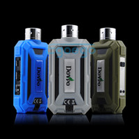Wholesale Original E LVT Mechanical mod e cigarette waterproof ecig E LVT Mod Stater kit lavatube vv ecig mah e lvt for ego atomizer