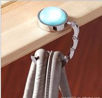 Wholesale High quality Bag hanger Purse holder Foldable Handbag Hook