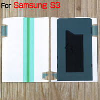 For Samsung adhesive backed strips - Original LCD Screen Back Adhesive Sticker Strip for Samsung Galaxy S2 I9100 S3 I9300 S5 I9600 Note Note N7100 Note N9000