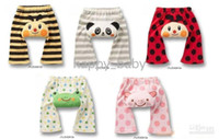 Wholesale years Baby PP Shorts pants PP warmers Leggings for Toddlers kids babies with styles