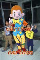 Wholesale New Mr Tumble Mascot CostumeAdult Size Suit Christmas fancy dress factory direct