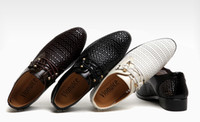 Wholesale 2014 NEW HOT style breathable leather cusp shoes dress shoes men s casual shoes groom wedding shoes