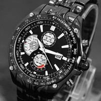 Wholesale 2014 Curren luxury watch fashion calendar stainless steel Military Man s precision Business Mens watches