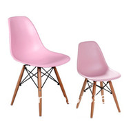 Wholesale Modern Kid Children Eames DSW chair DSW plastic chair