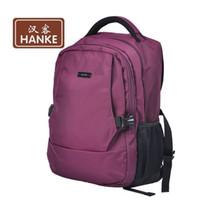 Wholesale Hanke backpack men bag Laptop bag fashion sports travel backpack women waterproof schoolbags travel backpack