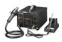 Brad Nail Gun Electricity China (Mainland) 220V Gordak 952 SMD Rework Station Desoldering Station Hot Air Gun Heat Gun