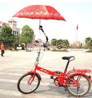 Wholesale 2012 NEW Stainless Steel Bicycle Bike umbrella stand for Wheelchair Umbrella Holder Base
