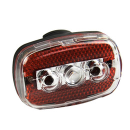 Wholesale New Warning Safety Flashing Bicycle Light Holder Camera Lights Bike Rear Light Bright LED Muti funtion Caution Light