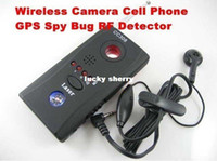 Wholesale Full Range Wireless Camera Cell Phone GPS Spy Bug RF Signal Detector Finder