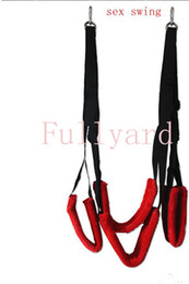 Wholesale Sex Toys For Couples Adult Sex Products Furniture Tools Sex Swing Bandage Adult Games Set With a sexy dice