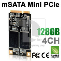 Wholesale KingSpec GB mSATA CH SSD Solid State Disk Flash MB S MB S