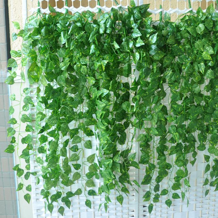 2017 92cm 36 inch artificial ivy vine fake foliage flower leaf garland plant home decoration - House plants vines ...