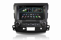 Special In-Dash DVD Player car dvd player for mitsubishi outlander - Android OS Dual core Special Car DVD Player For Mitsubishi OUTLANDER Audio Video System inch Capacitive Touch Screen
