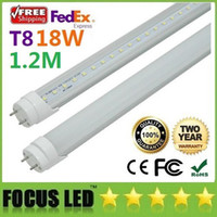 Wholesale Warranty Years AC V W Led T8 m Feet Tube Lights Lumens Warm Natural Cool White High Bright CE ROHS FCC CSA