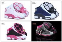 Wholesale 25 Colours New Hot Sale Air Retro XIII Women s Basketball Sport Footwear Sneaker Trainers Shoes