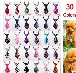 Wholesale New Dog Bow Tie Pet Accessories Pet Tie fashion trend essential pet dog tie colors