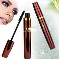 best volume black mascara - Best Fashion False Eyelashes Volume Mascara Makeup Eyes Cosmetics Make up Charm Black Eyelash Eye Lash SV000634 B003