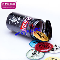 Ultra-thin penis sleeve - original Elasun ultrathin condoms man CAN packing condoms penis sleeve sex toy products for men