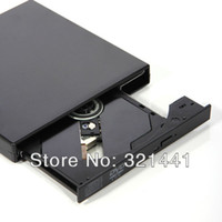 Wholesale New USB External DVD Combo CD RW Burner Drive CD RW DVD ROM USB Can Write CD RW amp Read DVD ROM