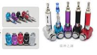 Cheap Wholesale - 2014 xkx-k7 transparent glass hammer pipe atomizer e cigarette