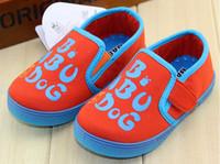 Unisex Summer Cotton Wholesale Children casual shoes,orange baby shoes,canvas toddler shoes,wear kids shoes,16-21 yards walker shoes infant shoes.6pairs 12pcs.CH