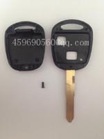 transponder key blank - TOY47 B TOYOTA transponder key shell car key blank high quality