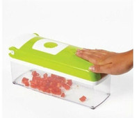 Wholesale Nicer Dicer Plus Vegetables Fruits Dicer Food Slicer Cutter Containers Chopper Peelers Set of kitchen tools