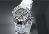 Wholesale 2014 Set auger leopard grain guesse high quality products leisure quartz watch