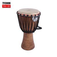 Wholesale Thai production TYCOON Thailand kun TAJ inch African drum tambourine DJEMBE Germany shalt thou