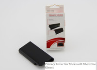 For Xbox Xbox One  Privacy Cover for Microsoft Xbox One Kinect Free DHL ship